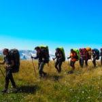 Транскавказская экспедиция – высший пилотаж лагеря «Большое Приключение» в Краснодарском крае
